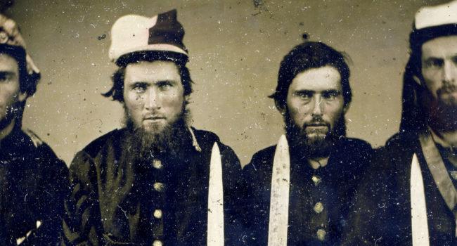 Georgians in Gray