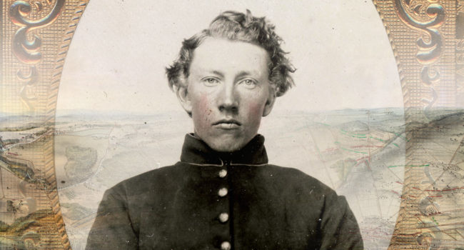 Three Days in July: Faces of Gettysburg